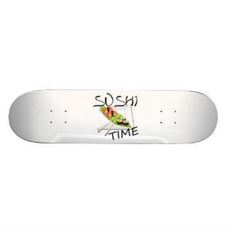Sushi Time 21.3 Cm Mini Skateboard Deck
