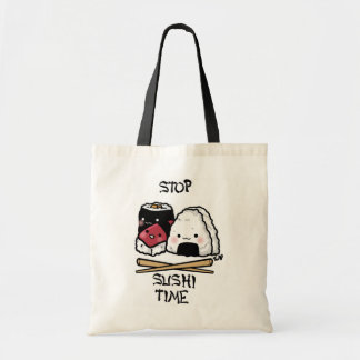 Sushi time! tote bag