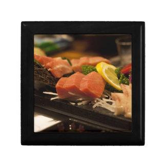 Sushi Time Tuna Tuna Party Fish Food Keepsake Box