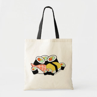Sushi To Go Tote Bag
