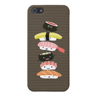 Sushi Tower - Fun Sushi Friends Case For iPhone 5/5S