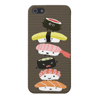 Sushi Tower - Fun Sushi Friends iPhone 5/5S Cover