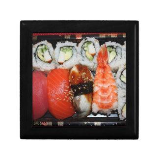 Sushi Tray Keepsake Boxes