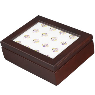 Sushi white memory box