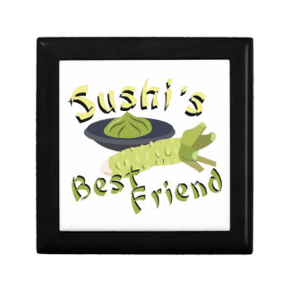 Sushis Friend Small Square Gift Box