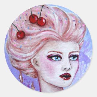 Susie Sundae Sticker