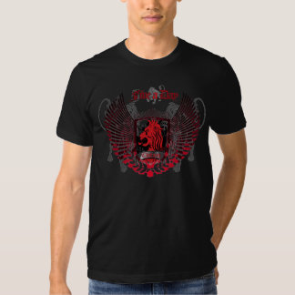 suspence blkred t-shirts