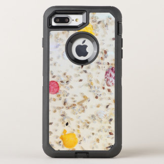 Suspended Colorful Tiny Sea Shells OtterBox Defender iPhone 8 Plus/7 Plus Case