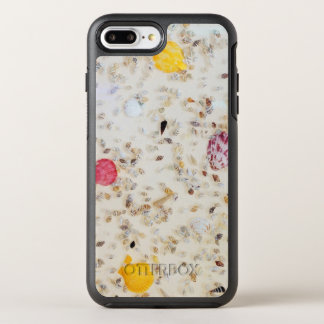 Suspended Colorful Tiny Sea Shells OtterBox Symmetry iPhone 8 Plus/7 Plus Case