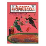 Suspended Gravitation Postcard