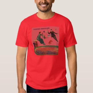 Suspended Gravitation Shirts