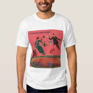 Suspended Gravitation T Shirt