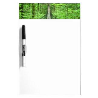 Suspension Bridge Dry Erase Board