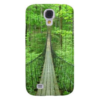 Suspension Bridge Galaxy S4 Case