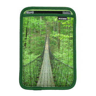 Suspension Bridge iPad Mini Sleeve