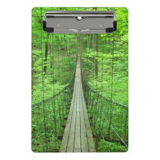 Suspension Bridge Mini Clipboard
