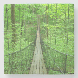 Suspension Bridge Stone Coaster