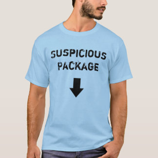 Suspicious Package T-Shirt