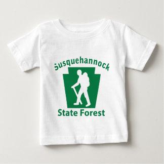 Susquehannock SF Hike (male) Baby T-Shirt