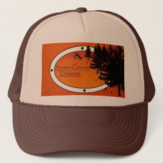Sussex County Delaware Trucker Hat