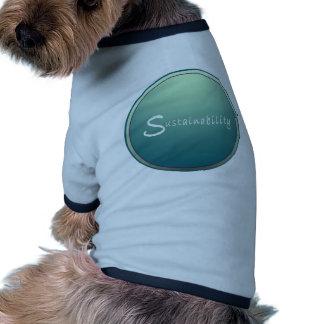 Sustainability Doggie Tee Shirt
