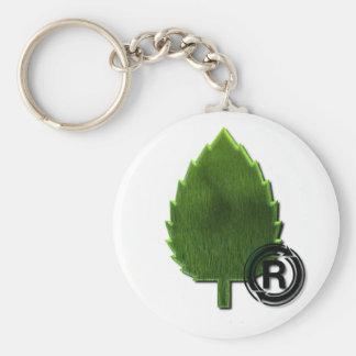 Sustainable Environment Keychain
