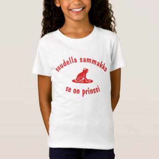 Suudella sammakko se on prinssi T-Shirt