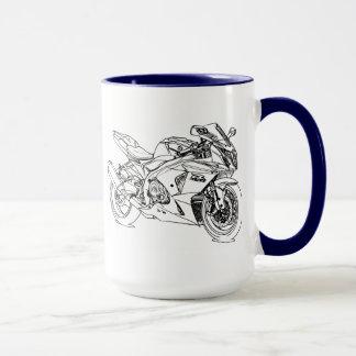 Suz GSXR1000 2012 Mug