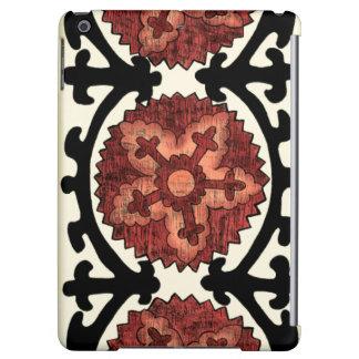 Suzani Style Decorative Floral Pattern
