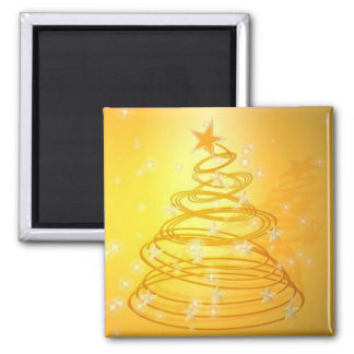 SUZANNE ELIZABETH CHRISTMAS COLLECTION SQUARE MAGNET