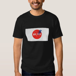 Suzuki Hayabusa Japanese Flag/NASA Parody Shirt