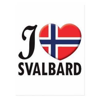 Svalbard Love Postcards