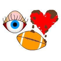 Eye Heart Football