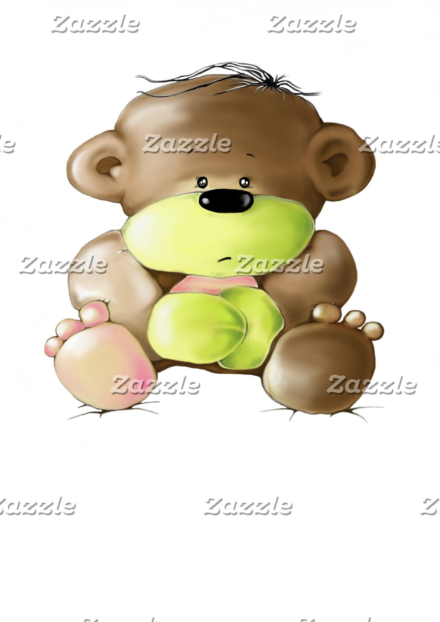 Teddy bear - sad
