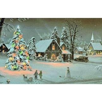 Christmas Season's Greetings To All