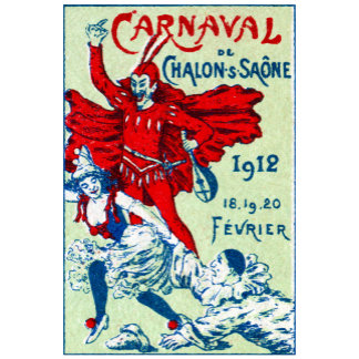1912 French Carnaval