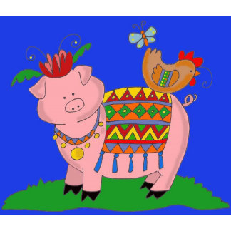 Party Malanky Pig
