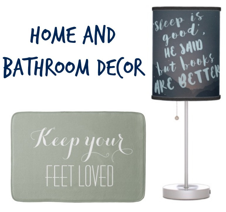 Home and Bathroom Decor