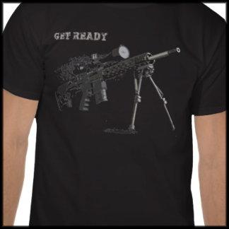 Get Ready AR-15 Bi-Pod