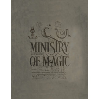 MINISTRY OF MAGIC™