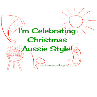 I am Celebrating Christmas Aussie Style