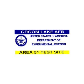 Area 51 Parking Pass
