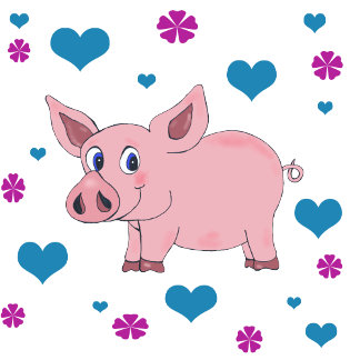 Cute Pigs