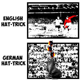 Hilarious English football joke Tees,1966 theme