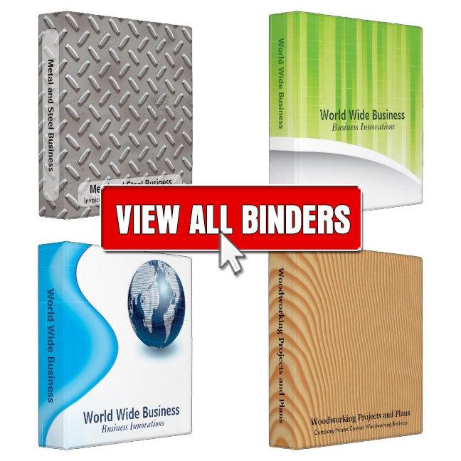 Business Binders
