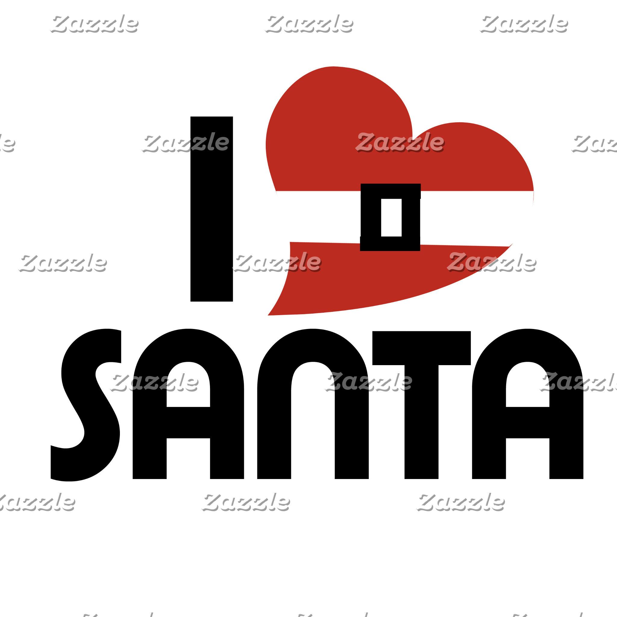 I love Santa Claus