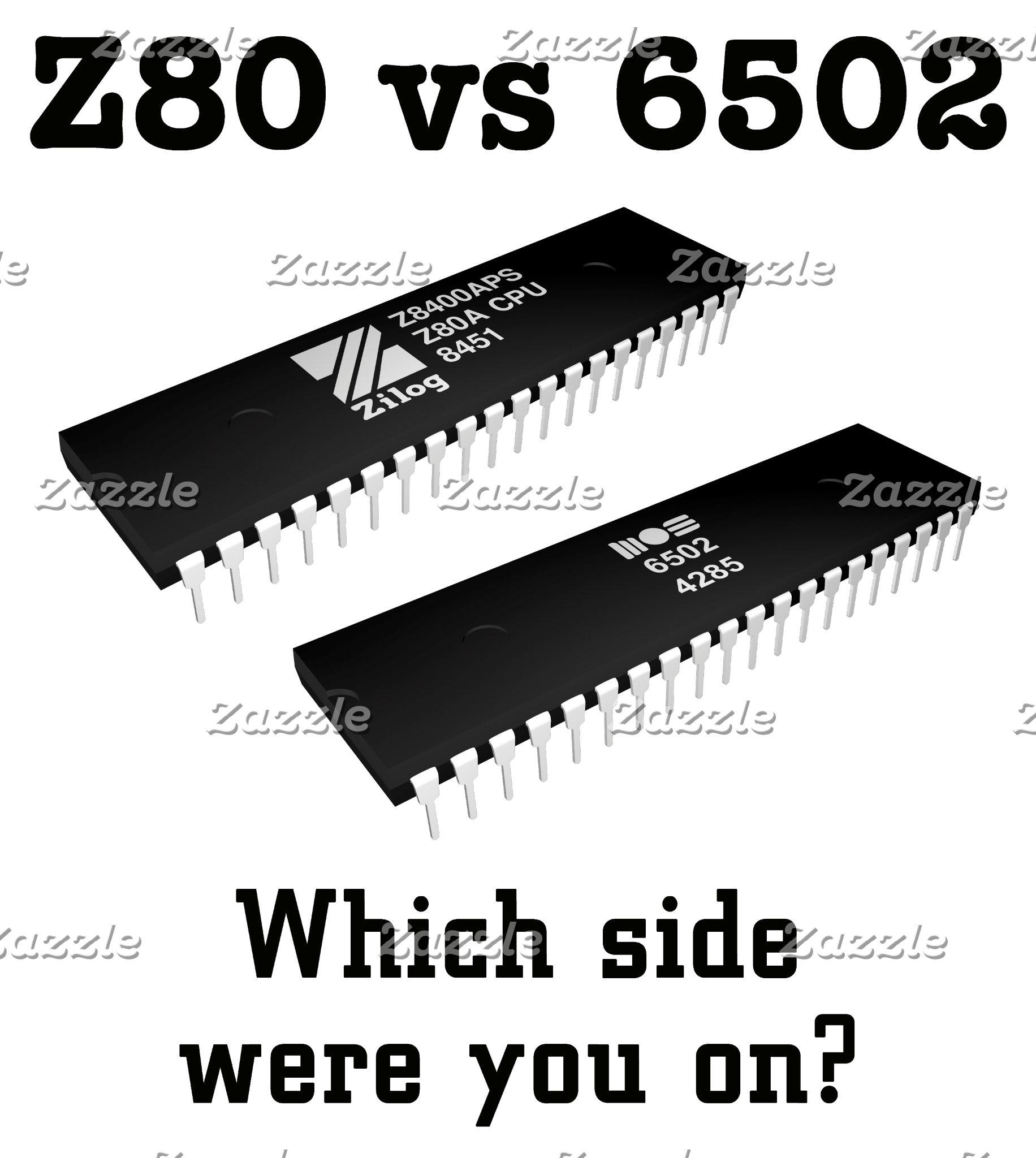 6502 Microprocessor