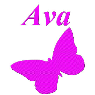 Ava on Apparel and Gifts!