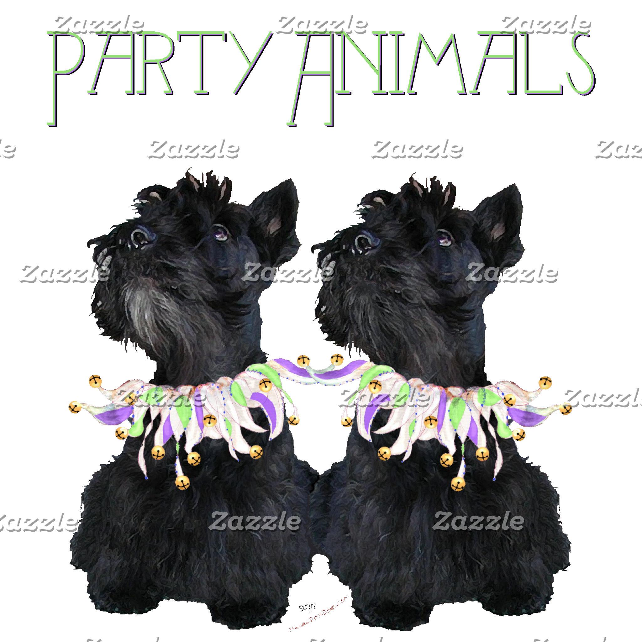 11 Party Animals