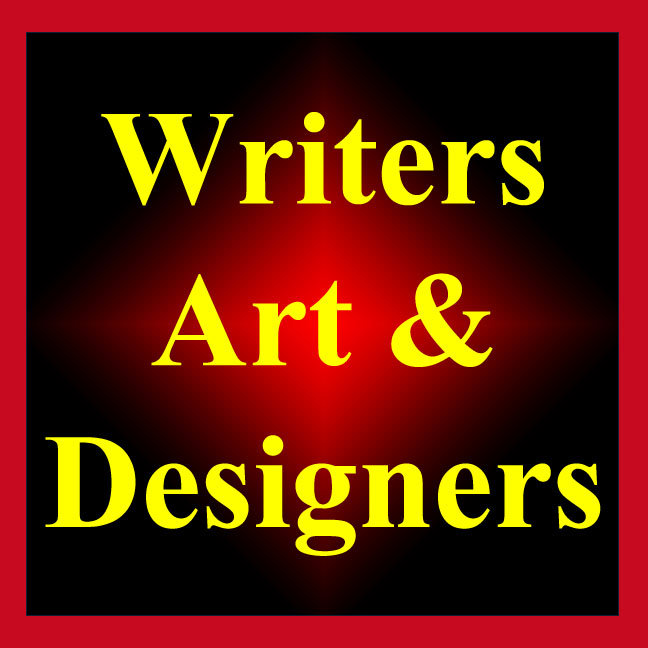 Writers, Arts & Designers